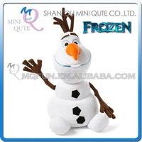 Mini Qute new hot sales 22&30&50 cm Kawaii cartoon stuffed plush Frozen doll princess anna & elsa olaf kids children gift toy