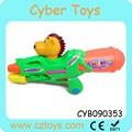 verão água jogo do cavalo de plástico de água arma de ar da bomba de água arma brinquedos para as crianças