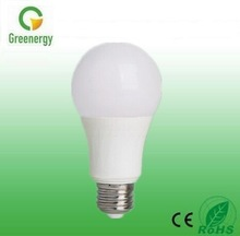 Greenergy china ningbo led bulb factory 270degree AC170V-260V 2800-6500K 800LM super bright 10W PA led bulb