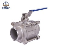 NPT threaders ball valve (inside screwball valve,BSP threads ball valve)