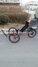 Foldable Electric Recumbent Trike