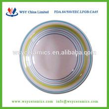 "9"" plates bulk wholesale,cheap bulk dinner plates,bulk china plates"