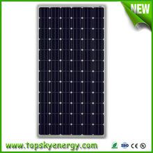 High efficiency 300W mono solar panel , pv solar module, mono solar panel for air conditioner