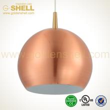Made in China comtemporary interior decorative suspension light pendant lamp