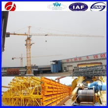 New Condition YX50-5010 Yuanxin tower crane specification