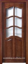 2015 Shock resistance interior wooden door polish design