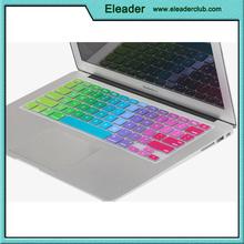 For macbook keyboard protector rainbow style