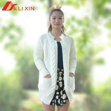 donne lungo maglia maglione modello cappotto invernale di progettazione