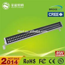 2015 new product new design 72 watt ip65 waterproof outdoor led wall light