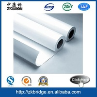 FU XING colored low static moisture proof glossy pp synthetic paper for woven bag
