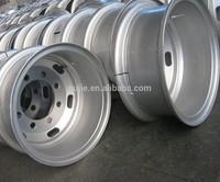 hot sale tractor trailer truck steel wheels rims 8.25*22.5