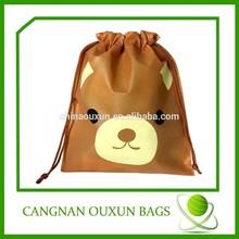 Wholesale non woven small cinch bag