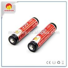 Wholesale Mainifire 350mah 10440 battery 3.7v 10440 bttery for e cig/e-cig/e cigarette/e-cigarettes