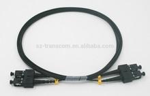 SC PC Multi Mode 62.5/125 Duplex 2.0mm 2M Patch Cord/ fiber optic patch cord/ SC Patch Cord