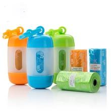 Factory best selling dog waste bag carrier