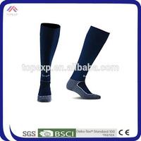 custom fancy mens long compression socks