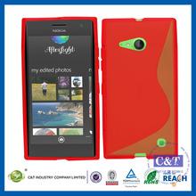C&T New arrival cute custom protective for nokia lumia 730