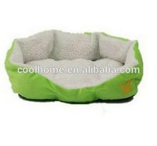 Soft Fleece Pet Dog Puppy Cat Warm Bed House Plush Cozy Nest Mat Pad Mat