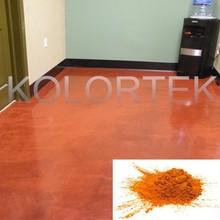 Kolortek metallic floor epoxy pigment, resin concrete epoxy floor coating metallic pigments
