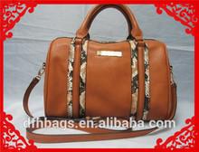 lady genuine leather famous brand handbag fashion,women handbags