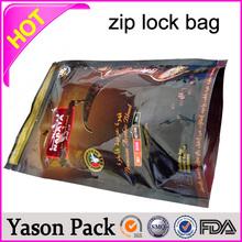 Yason pe kangaroo zip lock bags the original blue cloud 9 platinum house blend herbal potpourri ziplock bags 3g 10g clear easy-