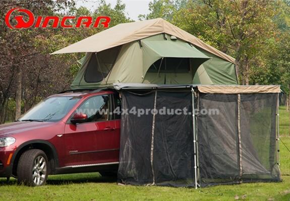 alüminyum direği malzemesi çatı çadır örgü oda cibinlik 4wd 4x4 kamp araç karavan römork