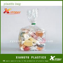 Plastic shopping flat bag
