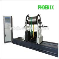 Armature balancing machine, rotor fan balancing equipment from professional supplier, belt drive dynamic balancing machine