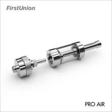 High quality custom vaporizer pen pro air bottom dual coil atomizer heads atomizer vaporizer