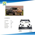 auto parts,spare parts,body kits for Mercedes Benz AMG GLK