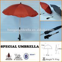 Hot sale cheap windproof clip umbrella on sale