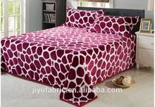 super popular heavyweight and super soft fannel blanket/fabric