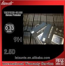 0.33mm Tempered Glass Screen protector LCD Guard Premium Anti-Scratch/Anti-Shatter/Oleophobic Coating/Ultra Clear for ipad mini
