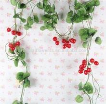 Artificial fruit vine for spring decoration