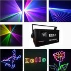 SD Card rgb laser light 1300mW for dj disco
