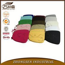 Satin-Resistant Fabric Cushion