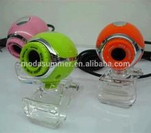 China Factory Price Most Popular Free Driver PC Camera/USB Webcam