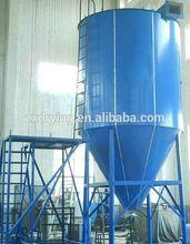 Spray dryer of sorbic acid potassium