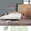 Flawless Paulownia madera maciza muebles