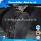 650mm 4ply flat conveyor belt