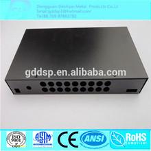 Top quality powdre coating metal computer box/ laptop box