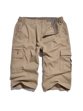 2015 mens cargo shorts of high quality
