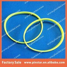Wholesale bulk thin silicone bracelet custom wristband cheap price
