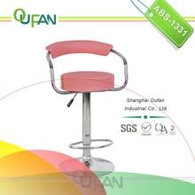 Oufan contre bar haute chaise avec accoudoir ABS-1331