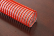 VACUUM SUCTION HOSE/CONSTRUCTION TRANSMISSION AND EXHAUST DUCT