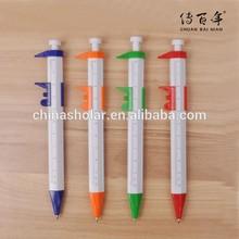 New plastic length measuring pen