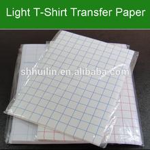 A4 A3 300g Dark T-shirt Laser Transfer Paper For Canon Printer