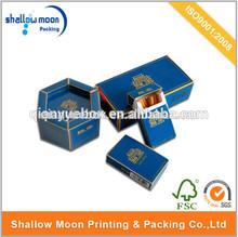 Custom made paper cigarette box printing