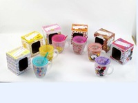 300035 high quality and durable glass cup