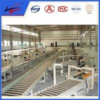 Airport Baggage Handling Conveyor System